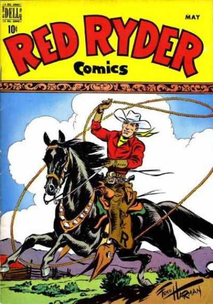 Red Ryder Comics 70