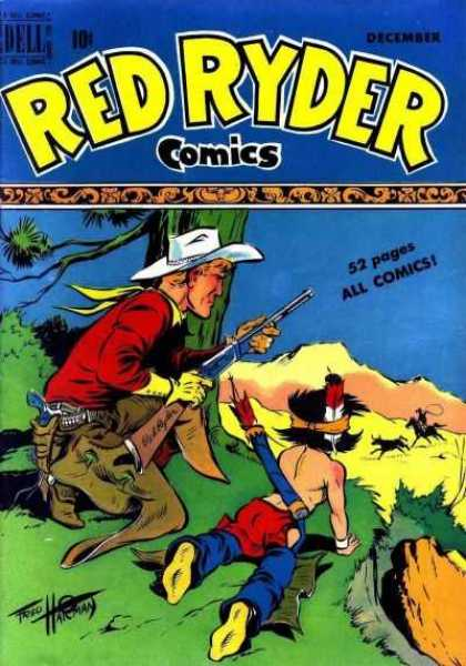 Red Ryder Comics 77