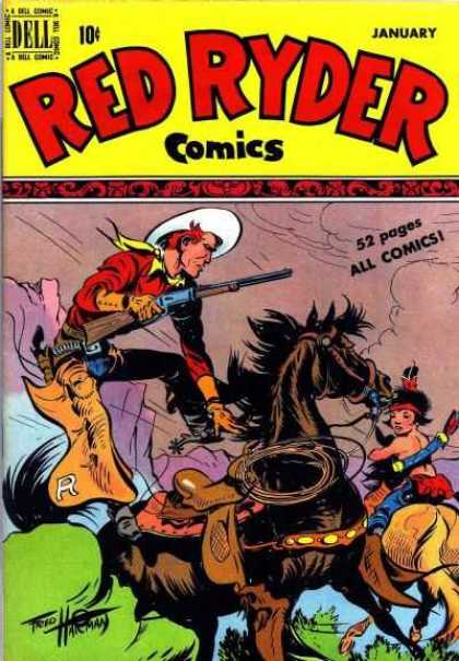 Red Ryder Comics 78