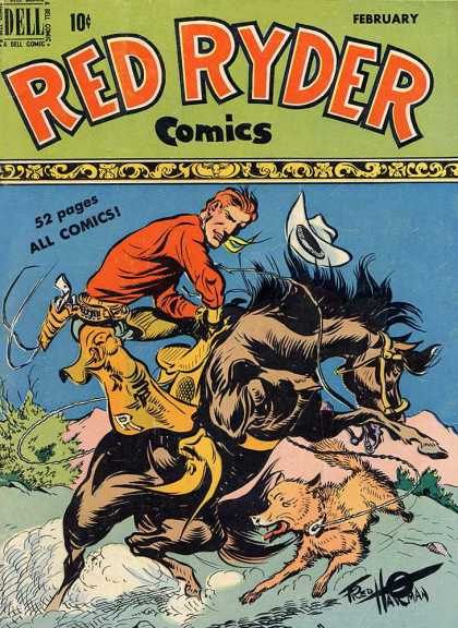 Red Ryder Comics 79