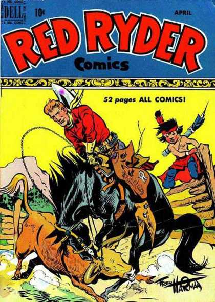 Red Ryder Comics 81