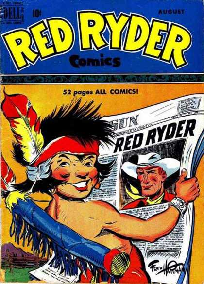 Red Ryder Comics 85