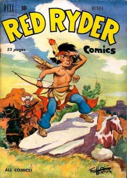 Red Ryder Comics 87