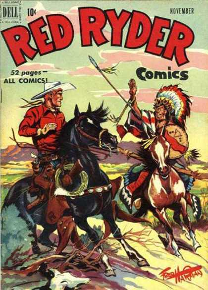 Red Ryder Comics 88
