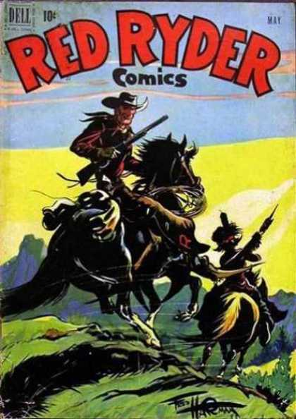 Red Ryder Comics 94