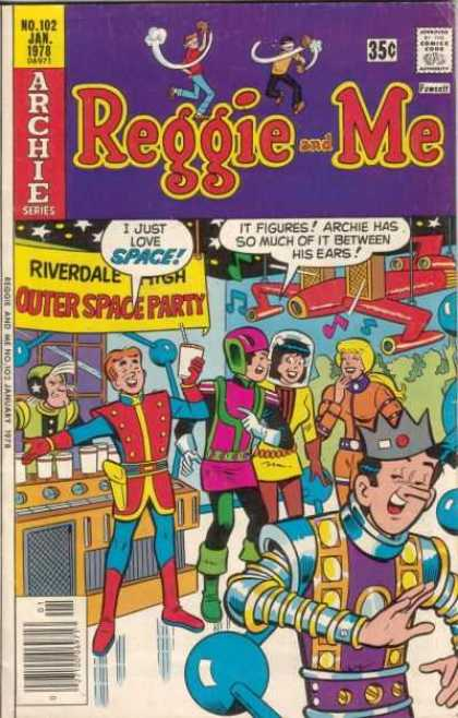 Reggie and Me 102