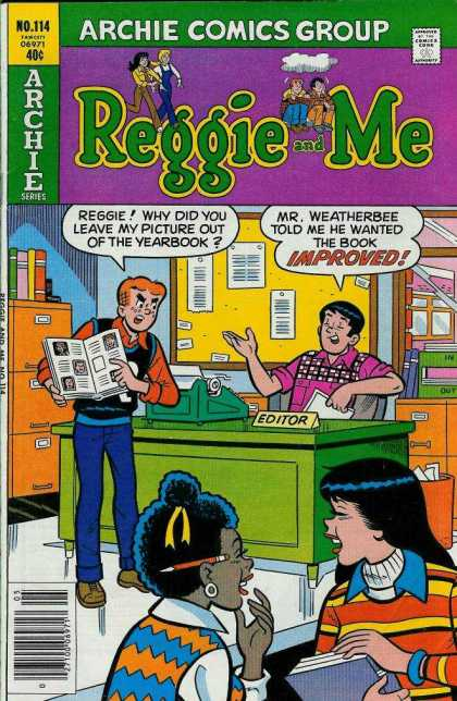 Reggie and Me 114