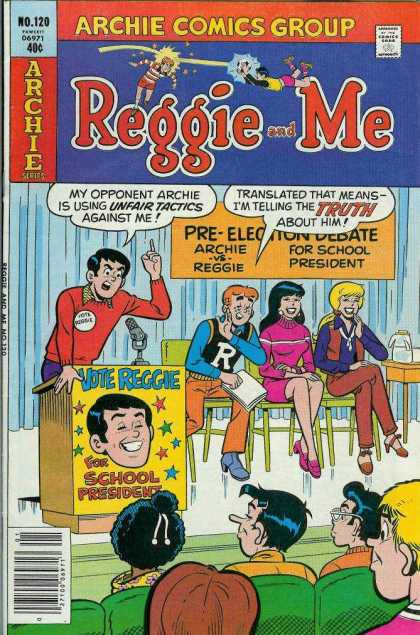 Reggie and Me 120