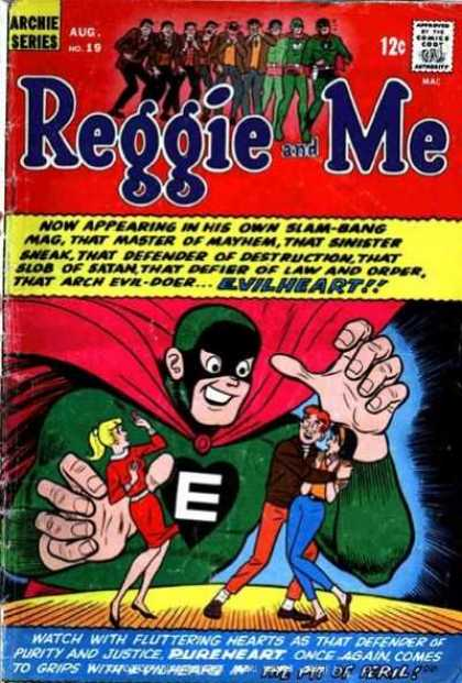 Reggie and Me 19