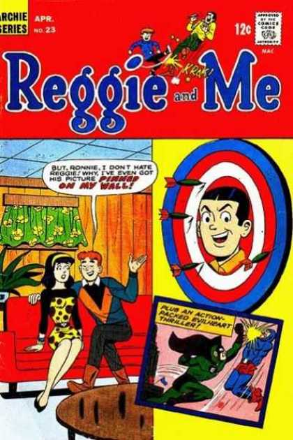 Reggie and Me 23