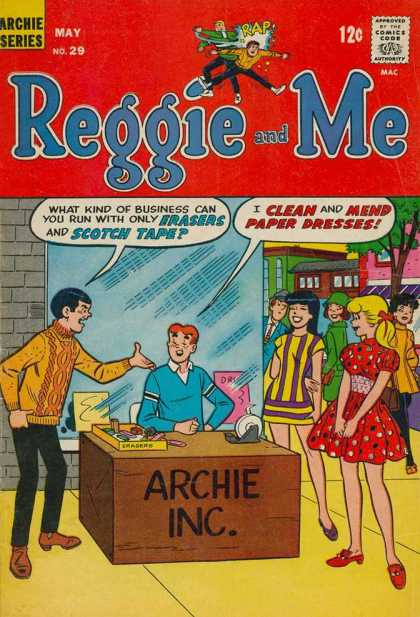 Reggie and Me 29