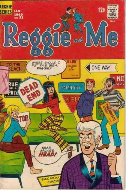 Reggie and Me 33