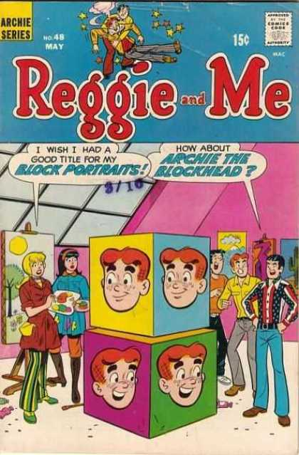 Reggie and Me 48