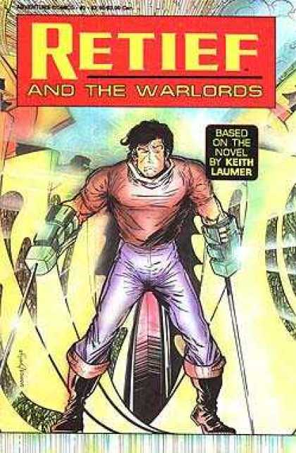 Retief and the Warlords 2 - Based On The Novel - Keith Laumer - Boots - Adventure - Swords