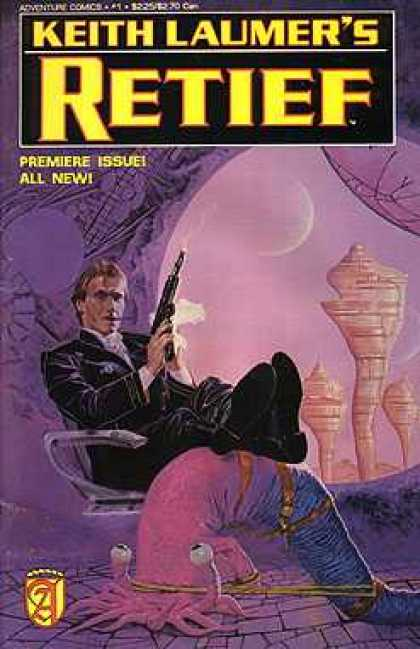 Retief 1 - Keith Laumer - All New - Future - Gun - Strange Creature
