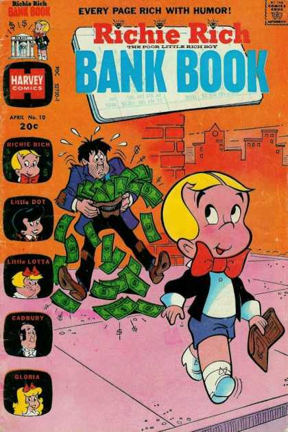 Richie Rich Bank Books 10