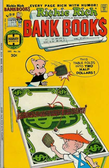 Richie Rich Bank Books 26