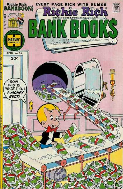 Richie Rich Bank Books 28