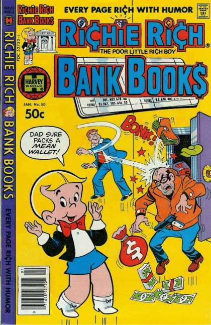 Richie Rich Bank Books 50