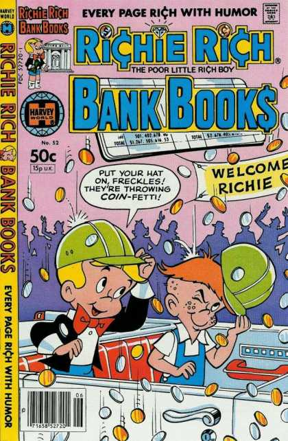 Richie Rich Bank Books 52