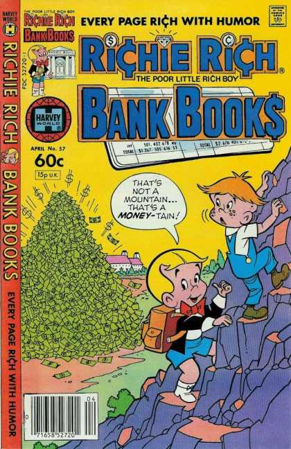 Richie Rich Bank Books 57