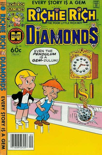 Richie Rich Diamonds 54