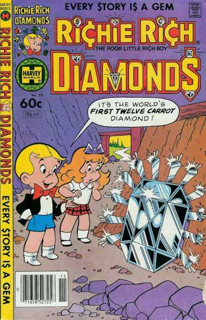 Richie Rich Diamonds 55
