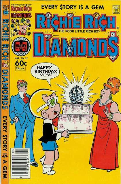 Richie Rich Diamonds 57
