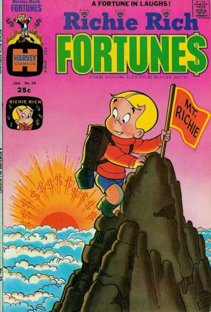 Richie Rich Fortunes 20
