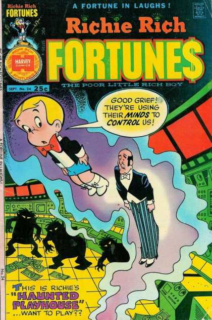 Richie Rich Fortunes 24