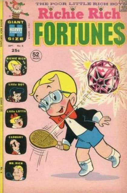 Richie Rich Fortunes 6