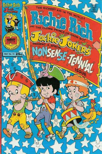 Richie Rich & Jackie Jokers 15