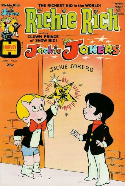Richie Rich & Jackie Jokers 3