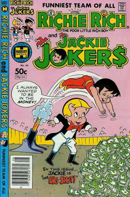 Richie Rich & Jackie Jokers 44