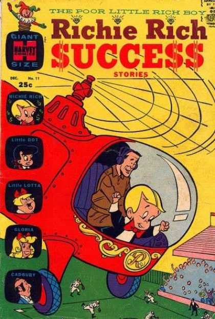 Richie Rich Success Stories 11