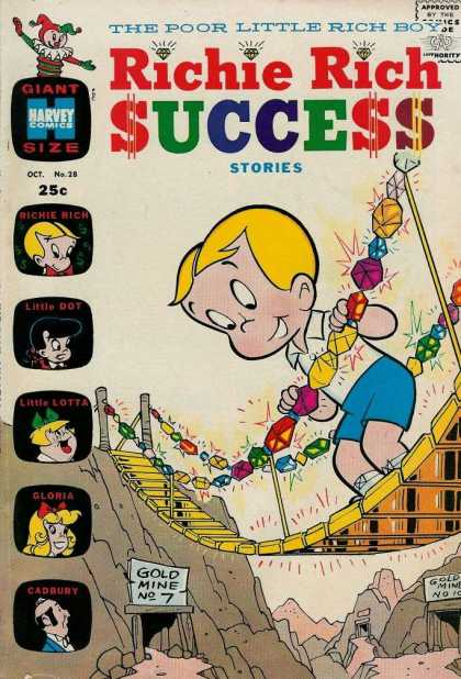 Richie Rich Success Stories 28