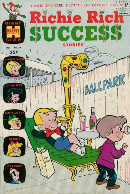 Richie Rich Success Stories 29