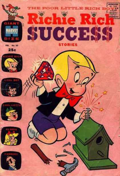 Richie Rich Success Stories 30