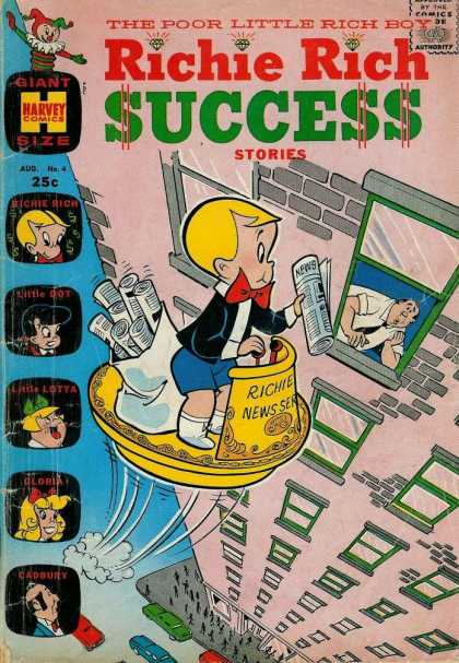 Richie Rich Success Stories 4