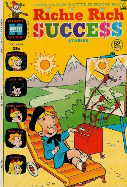 Richie Rich Success Stories 46