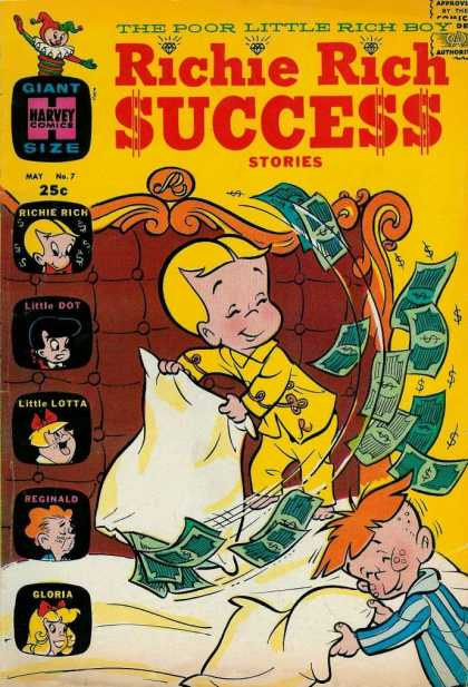 Richie Rich Success Stories 7