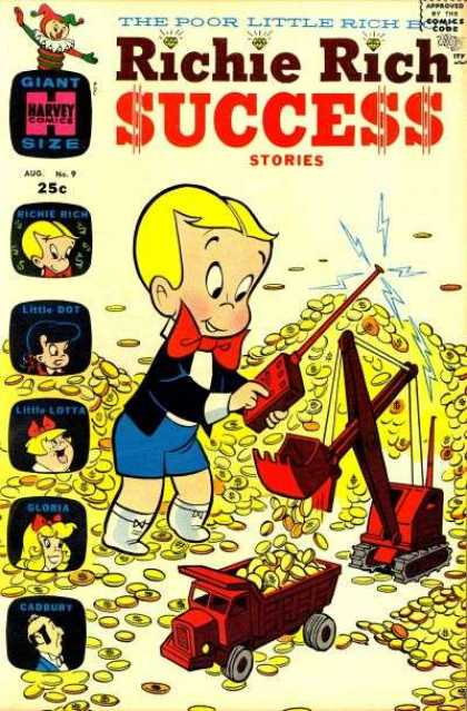 Richie Rich Success Stories 9