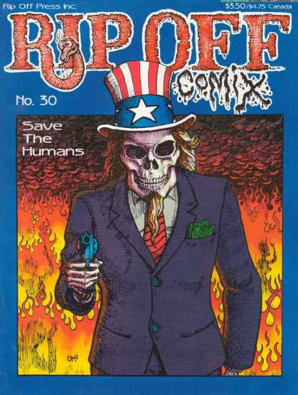 Rip Off Comix 30