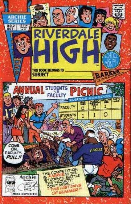 Riverdale High 2 - Stan Goldberg