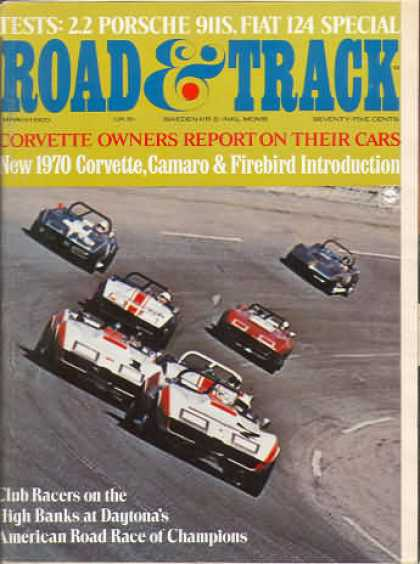 Road & Track - March 1970