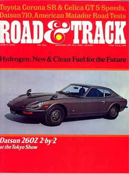 Road & Track - March 1974