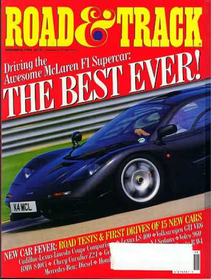 Road & Track Covers #400-449