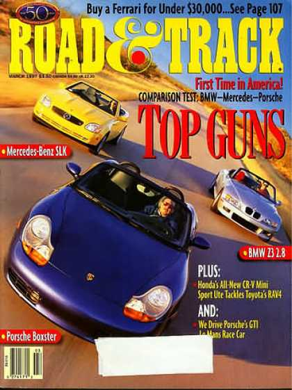 Road & Track - March 1997