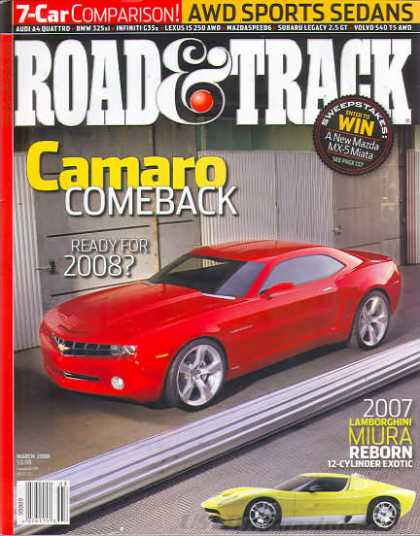 Road & Track - March 2006