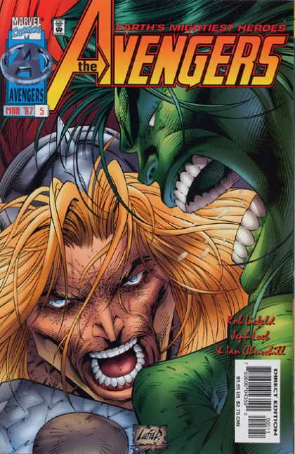 Rob Liefeld Covers 11